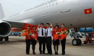 Jetstar Pacific nhận thêm máy bay Airbus A320