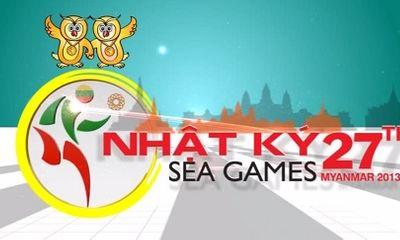 Clip: Nhật ký SEA Games 27 ngày 16/12