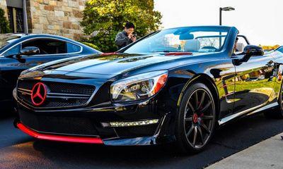 """""""Chảnh"""" với Mercedes-Benz SL63 AMG"""
