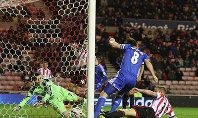 Clip: Chelsea gục ngã đau đớn trước Sunderland