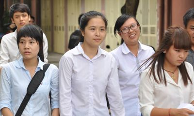 Học sinh THPT hoang mang trước phương án tuyển sinh riêng