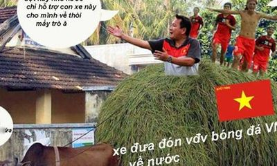 U23 Việt Nam bị giễu bằng thơ hài