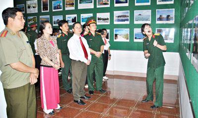 Khai mạc triển lãm biển, đảo Việt Nam