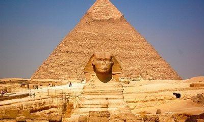 Giả thuyết mới trong việc xây dựng kim tự tháp của người Ai Cập cổ đại