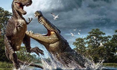 Sát thủ tiền sử khổng lồ ăn thịt cả khủng long, cá voi
