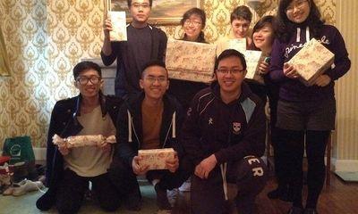 Giáng sinh của du học sinh Việt trên khắp thế giới