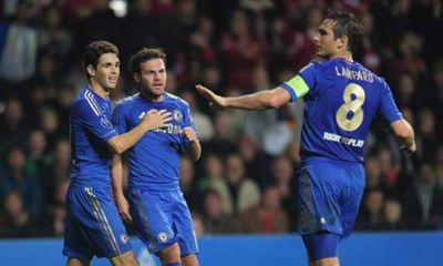 Video: Dàn sao Chelsea ghi bàn từ giữa sân
