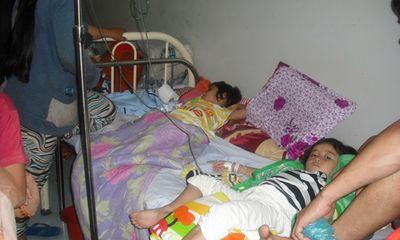 Gần 200 trẻ mầm non nhập viện, nghi ngộ độc thực phẩm