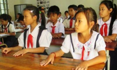 Nhiều trẻ em ở Tây Ninh thất học do thiếu giấy khai sinh