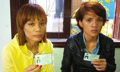 Cặp đồng tính nữ dùng chứng minh thư giả để