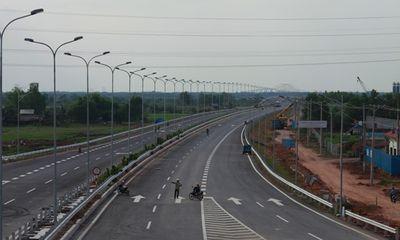 Ngày mai (30/12) thông xe 20km đường cao tốc tỷ đô