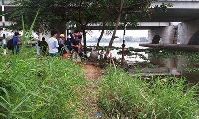 Phát hiện thi thể phụ nữ trôi trên sông Sài Gòn