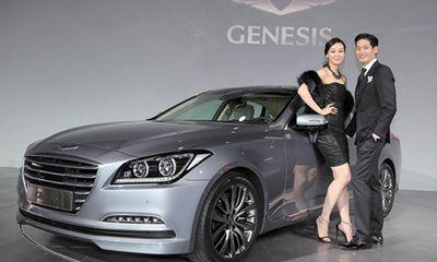 Hyundai Genesis - chiếc xe đầu tiên tích hợp Google Glass