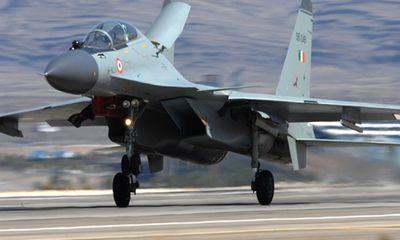 Su-30 MKI - Át chủ bài của không quân Ấn Độ