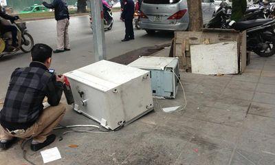 Cây ATM bị phá, Giám đốc Công an HN