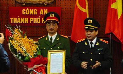 Công an Hà Nội bổ nhiệm tân Thủ trưởng cơ quan CSĐT