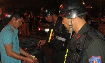 TP.HCM tăng cường 600 cảnh sát cơ động dịp Tết Giáp Ngọ