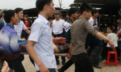 Một thanh niên bị đâm chết tại lễ hội chùa Hương Tích