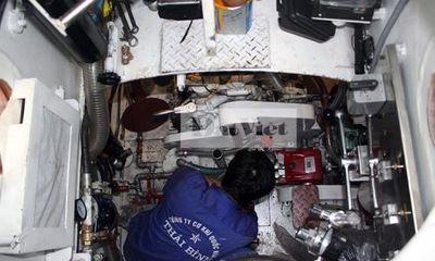 Người thử nghiệm tàu ngầm Trường Sa và ước nguyện năm mới