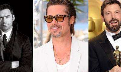 Những ông bố tuyệt vời của Hollywood