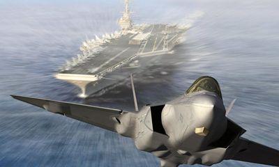 F-35 chiếm lĩnh thị trường máy bay chiến đấu Châu Á?