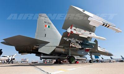 """Su-30MKI thử """"hàng khủng"""" BrahMos cuối năm nay"""