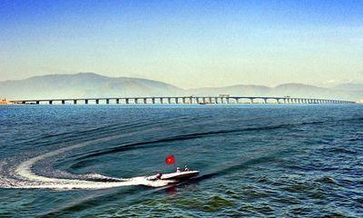 Xây cầu vượt biển dài nhất Việt Nam tại Hải Phòng