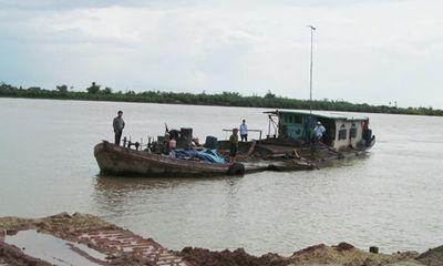 Đồng Nai: Nhức nhối nạn khai thác cát bừa bãi