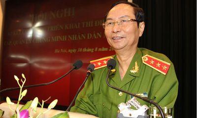 Thượng tướng Phạm Quý Ngọ từ trần vì căn bệnh ung thư