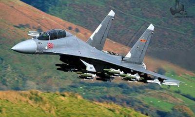 Máy bay J-16 Trung Quốc: Sao chép Su-30 Nga?