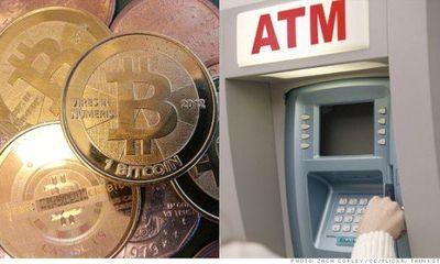 Máy ATM rút
