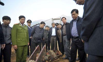 Vụ sập cầu treo ở Lai Châu: Kết cấu neo không đồng bộ với cáp