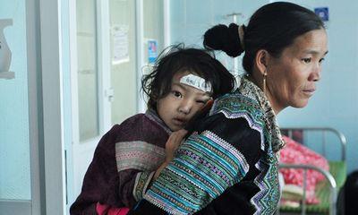 Vụ sập cầu ở Lai Châu: Mẹ kể lại phút con gái rơi xuống suối