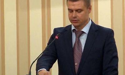 Bốn 4 chỉ huy an ninh Ukraine ở Crimea