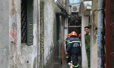 Hà Nội: Cháy lớn trong ngõ cụt, cả khu phố hoảng loạn