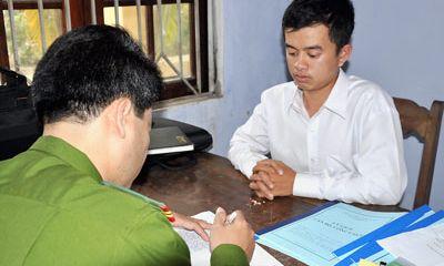 Bắt 'Giám đốc rởm' lừa chạy việc vào Khu nghỉ dưỡng Bộ Công an