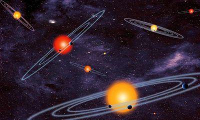 Phát hiện 715 hành tinh mới ngoài hệ mặt trời