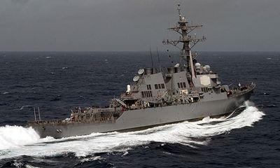 Mỹ, Nga đưa thêm tàu chiến đến Biển Đen