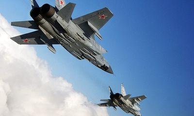 Tiêm kích MiG-31: Vượt trước thời đại!