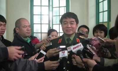 """Trung tướng Võ Văn Tuấn: """"Tìm máy bay mất tích bằng cả trái tim"""""""