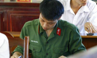 Công bố chỉ tiêu tuyển sinh của 21 trường quân đội
