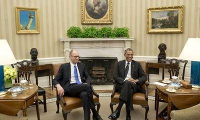 Phương Tây có đổi Crimea lấy ảnh hưởng ở Ukraine?
