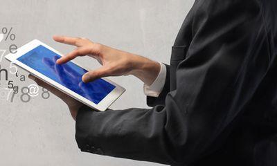 Máy tính bảng: Thiết bị dành cho doanh nghiệp