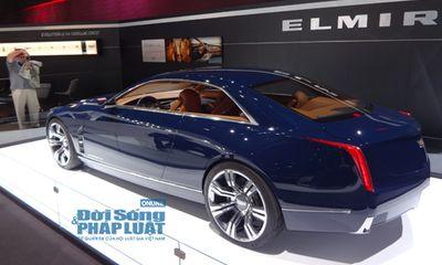 """""""Xe tổng thống"""" Cadillac Elmiraj tại triển lãm Geneva 2014"""