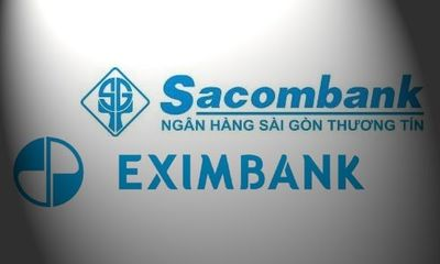 Eximbank chưa xác nhận sẽ thoái vốn khỏi Sacombank