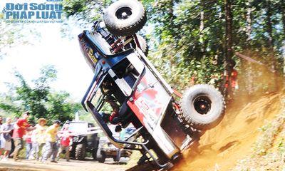 Toàn cảnh giải đua xe địa hình Dambri Challenge 2014