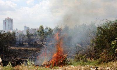 Nắng nóng 40 độ C, nguy cơ cháy nổ gia tăng