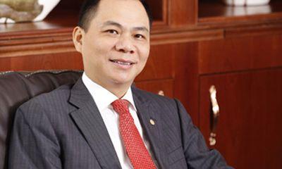 Phạm Nhật Vượng kiếm hơn 840 tỷ đồng sau một phiên giao dịch