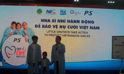 Ngày sức khỏe răng miệng thế giới lần thứ 2 tại Việt Nam