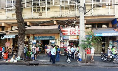 Truy sát giữa phố Sài Gòn, 1 người tử vong